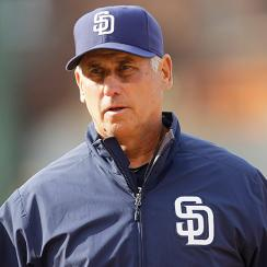 Bud Black Padres fired