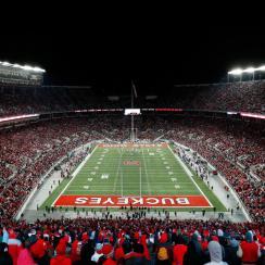 College football odds SEC Big Ten Alabama Ohio State