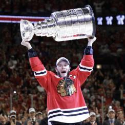 Blackhawks win Stanley Cup