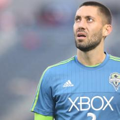 Seattle Sounders, USA star Clint Dempsey has been suspended for his actions in the U.S. Open Cup