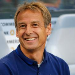 Manager Jurgen Klinsmann leads the USA into the CONCACAF Gold Cup this summer