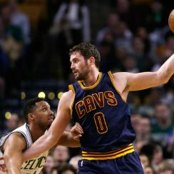 kevin love trade free agent rumors cavs