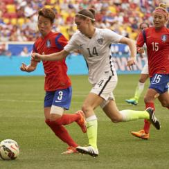 U.S. women's national team midfielder Morgan Brian was at the center of a controversial firing involving the team's equipment manager