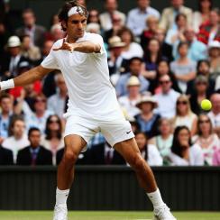 Wimbledon draw Roger Federer Andy Murray Novak Djokovic Serena Williams Sharapova
