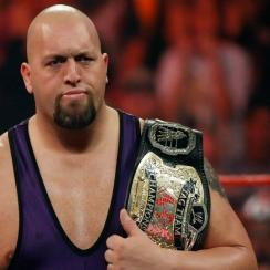 Big Show admits that famed Brock Lesnar ring breaking spot was rigged