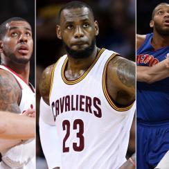 NBA free agent tracker