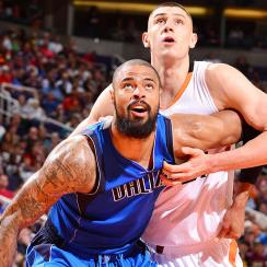 The Suns and Tyson Chandler agreed to a four-year, $52 million deal.