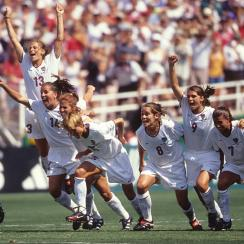 1999 Women's World Cup team
