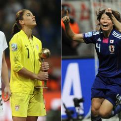 USA, Japan settled the 2011 Women's World Cup final in penalty kicks, won by the Asian nation