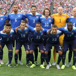 The U.S. men's national team begins its quest for the 2015 CONCACAF Gold Cup against Honduras in Texas
