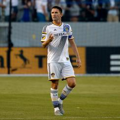 Robbie Keane's hat trick lifted the LA Galaxy over Toronto FC