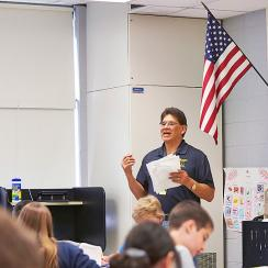 Tito Santana, former WWE star, now helping at-risk kids
