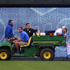 kansas city royals alex gordon injury