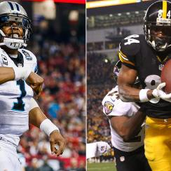 2014 NFL division champions under fire: Cowboys, Steelers, Panthers may not repeat