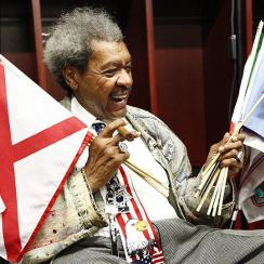 Don King still promoting boxing years after work with Mike Tyson