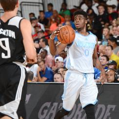 Emmanuel Mudiay has look good in Summer League so far for the Denver Nuggets.