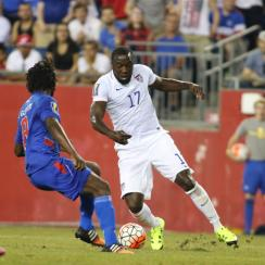 Jozy Altidore is off the USA's Gold Cup roster after the group stage