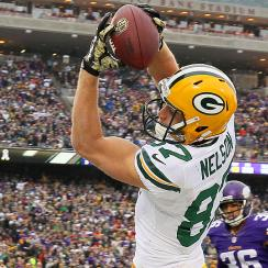Jordy Nelson Green Bay Packers