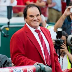 Pete Rose Reds All-Star Game