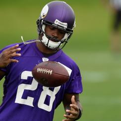 adrian peterson minnesota vikings contract restructure