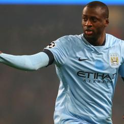 Yaya Toure wants to remain with Manchester City for the duration of his career