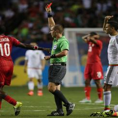 gold cup luis tejada red card panama mexico