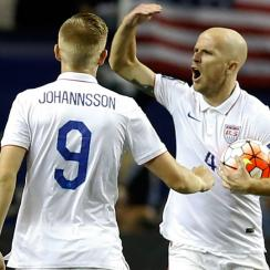 Michael Bradley and the USA play in the Gold Cup third place game after a disappointing loss to Jamaica in the semifinals