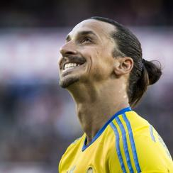 zlatan ibrahimovic word association messi mourinho ronaldo