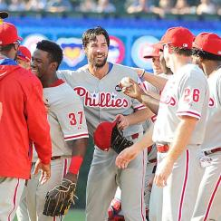 Cole Hamels Philadelphia Phillies