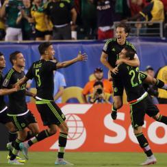 mexico gold cup final andres guardado jamaica goals highlights