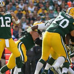 The NFL's top 10 quarterbacks: Aaron Rodgers, Ben Roethlisberger and more