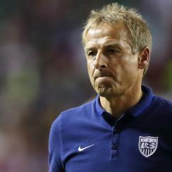 Jurgen Klinsmann is under fire for the USA's failure to win the Gold Cup
