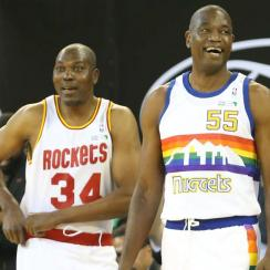 NBA held its first-ever exhibition game in Africa on Saturday.