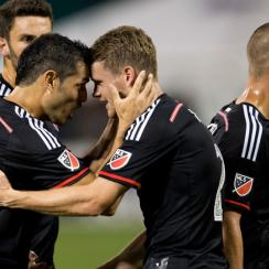 D.C. United won a wild 6-4 match against Real Salt Lake.