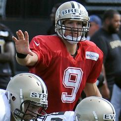 Drew Brees, Sean Payton preview 2015 NFL season at New Orleans Saints training camp