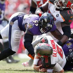 NFL's best linebacker units: Ravens, Chiefs, Patriots, Raiders top the list