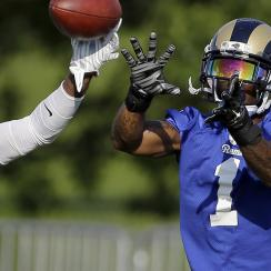 NFL training camp: Tavon Austin under pressure to break out for Rams with Nick Foles on board