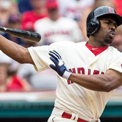 Michael Bourn's career went south as soon as he joined the Indians for the 2013 season.