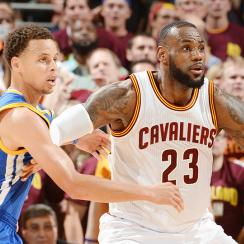 Christmas Day game between Stephen Curry, LeBron James headlines 2015-16 NBA schedule.