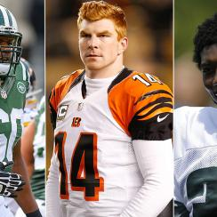 NFL All-Overrated Team: Andy Dalton, Byron Maxwell, Mike Wallace and more