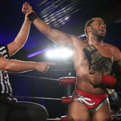 Jay Lethal is Ring of Honors first undisputed champion