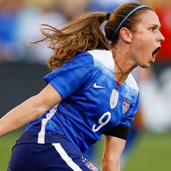 Heather O'Relly United States women's national team