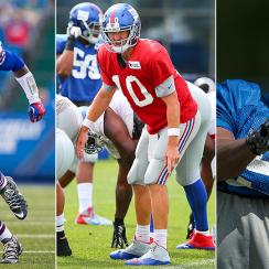 NFL training camp: Bills quarterback battle, Eli Manning's contract, other key storylines