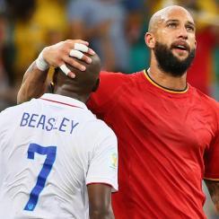 tim howard damarcus beasley usmnt us soccer