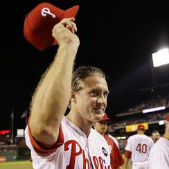Chase Utley Phillies