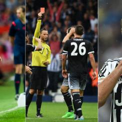 It was a rough weekend for Rafa Benitez's Real Madrid, Chelsea's John Terry and Mario Mandzukic's Juventus