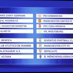 champions league group stage draw schedule 2015