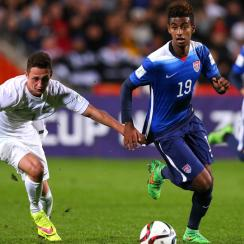 Gedion Zelalem will join the U.S. Under-23s for the final friendlies before Olympic qualifying