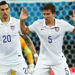 Geoff Cameron and Matt Besler return to the U.S. men's national team