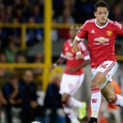 """Javier """"Chicharito"""" Hernandez is leaving Manchester United for Bayer Leverkusen"""